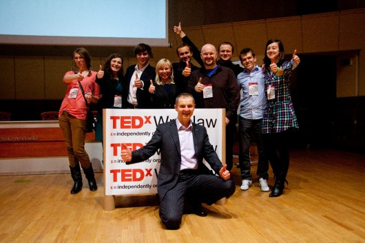 Konferencja TEDxWroclaw (źródło: materiały prasowe)
