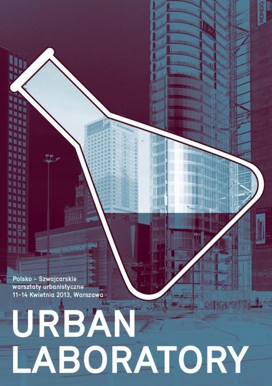 Urban Laboratory, plakat (źródło: materiały prasowe organizatora)