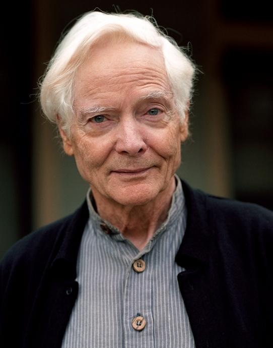 William Stanley Merwin, tegoroczny laureat Nagrody Literackiej im. Zbigniewa Herberta (fotografia na licencji Creative Commons)