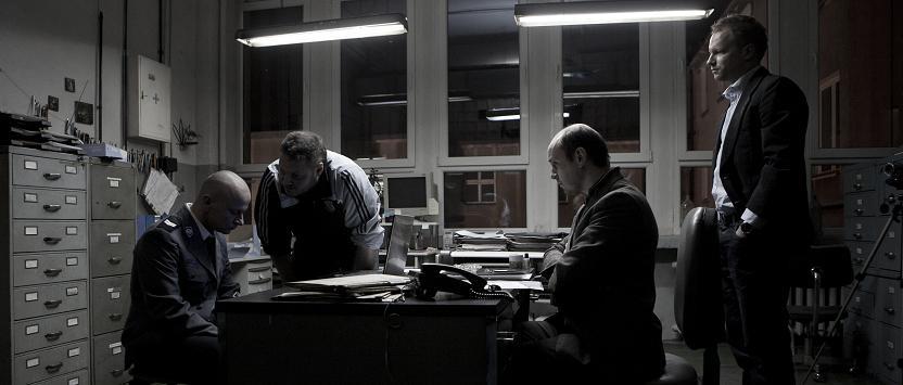"""""""Drogówka"""", reż. Wojtek Smarzowski - kadr z filmu (źródło: materiały prasowe)"""