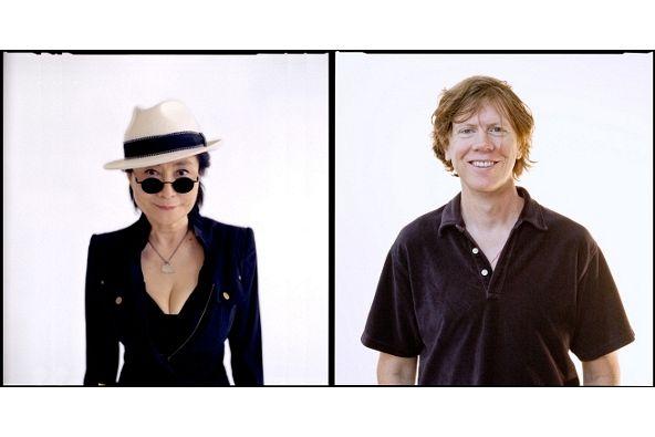 Yoko Ono, Thurston Moore (źródło: materiał prasowy)