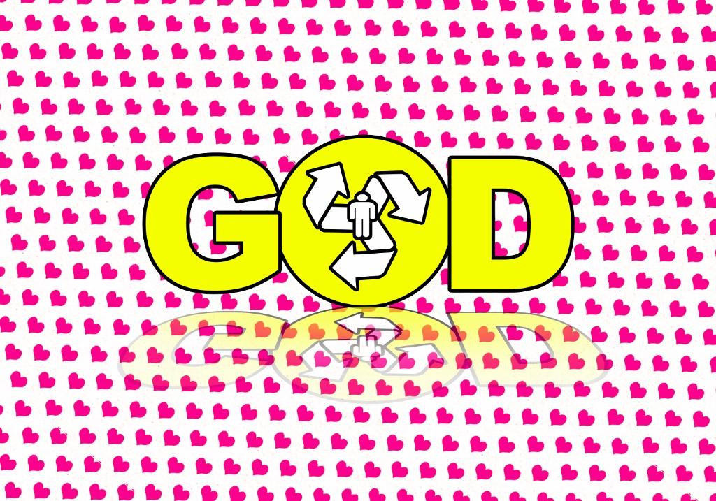 """Ada Karczmarczyk, """"God"""" (źródło: materiały prasowe organizatora)"""