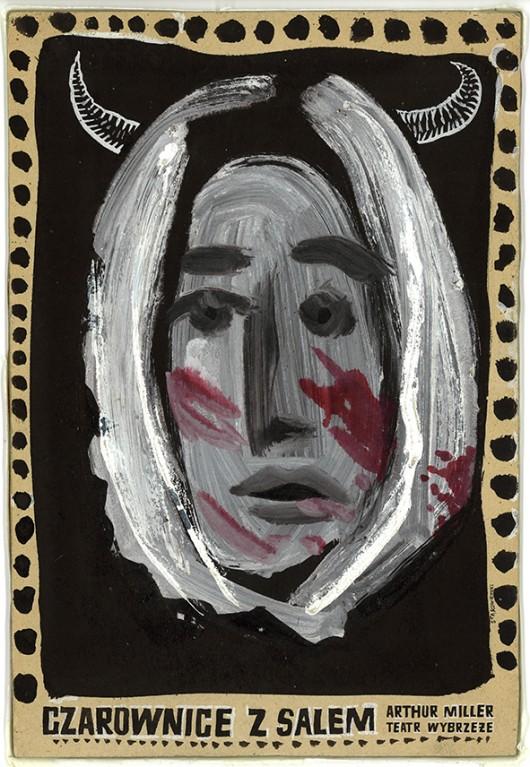 """""""Czarownice z Salem"""", Arthur Miller, Teatr Wybrzeże w Gdańsku (źródło: materiały prasowe)"""