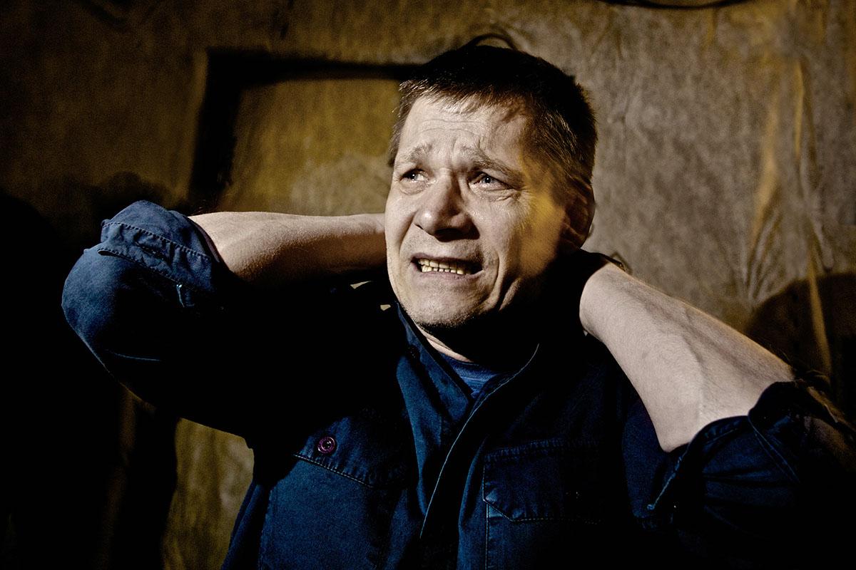 """""""Cosi, gdziesi, kajsi, ktosi"""", reż. Sławomir Maciejowski, Teatr Słowackiego w Krakowie"""