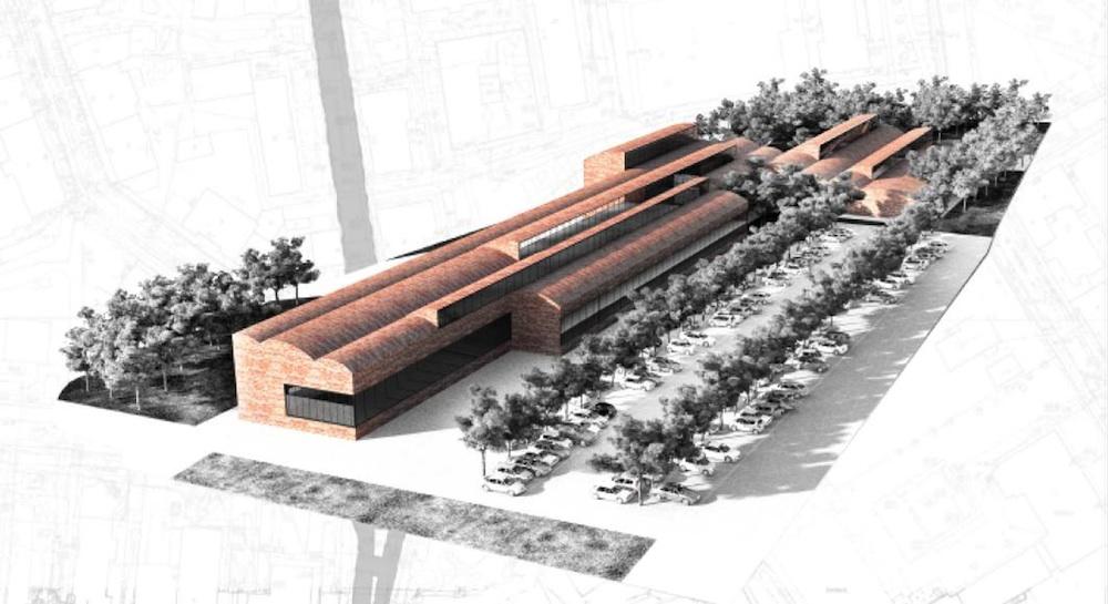 Konkurs na opracowania koncepcji obiektu użyteczności publicznej Miejskiej Biblioteki Publicznej i Urzędu Miejskiego w Czechowicach-Dziedzicach (źródło: materiały prasowe organizatora)