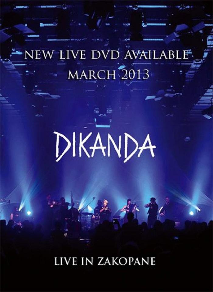 Dikanda Live in Zakopane (źródło: mat. prasowe)
