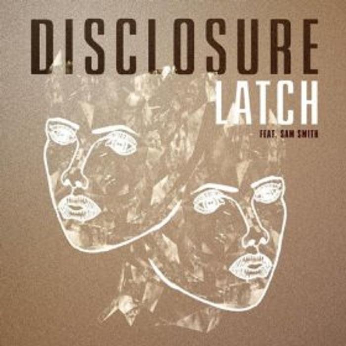 "Disclosure, ""Latch"", okładka (mat. prasowe)"
