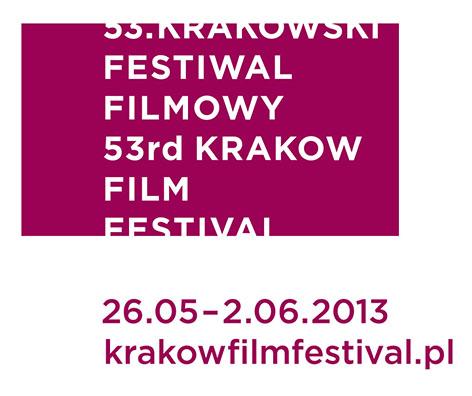 53. Krakowski Festiwal Filmowy (źródło: materiały prasowe organizatora)
