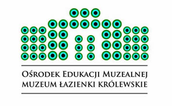 Ośrodek Edukacji Muzealnej, logo (źródło: mat. prasowe)