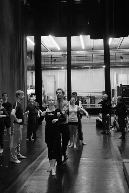 """""""Orfeusz i Eurydyka"""" – spektakl baletowo-operowy wg opery Ch. W. Glucka w Operze Krakowskiej (źródło: materiały prasowe)"""