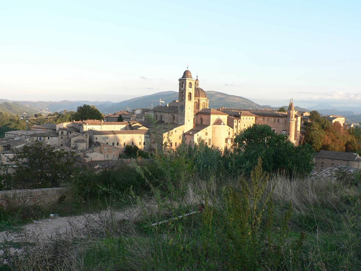 Panorama Urbino, fot. Alicja Habisiak-Matczak (źródło: materiały prasowe organizatora)