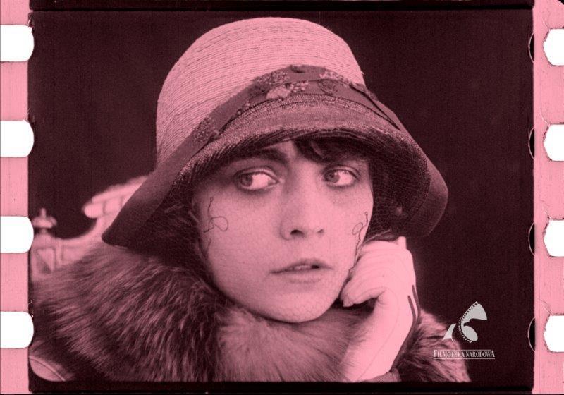 """Pola Negri w filmie """"Mania"""" (źródło: materiały prasowe)"""