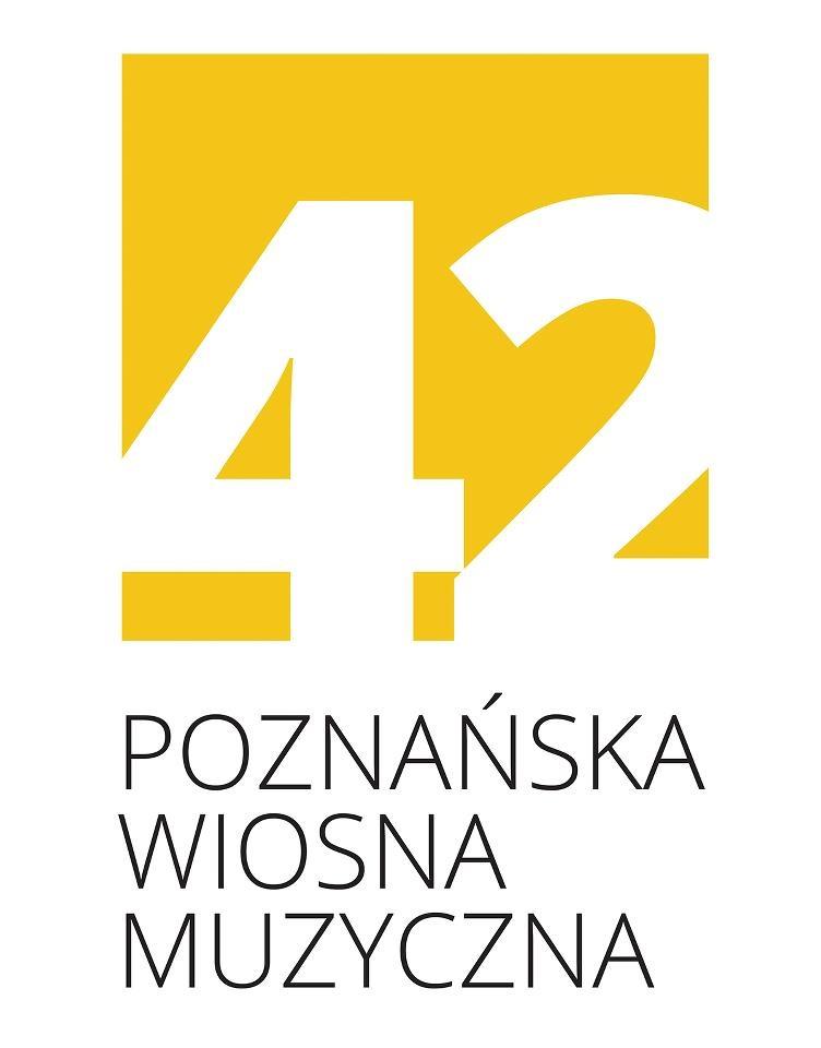 42. Poznańska Wiosna Muzyczna, plakat (źródło: mat. prasowe)