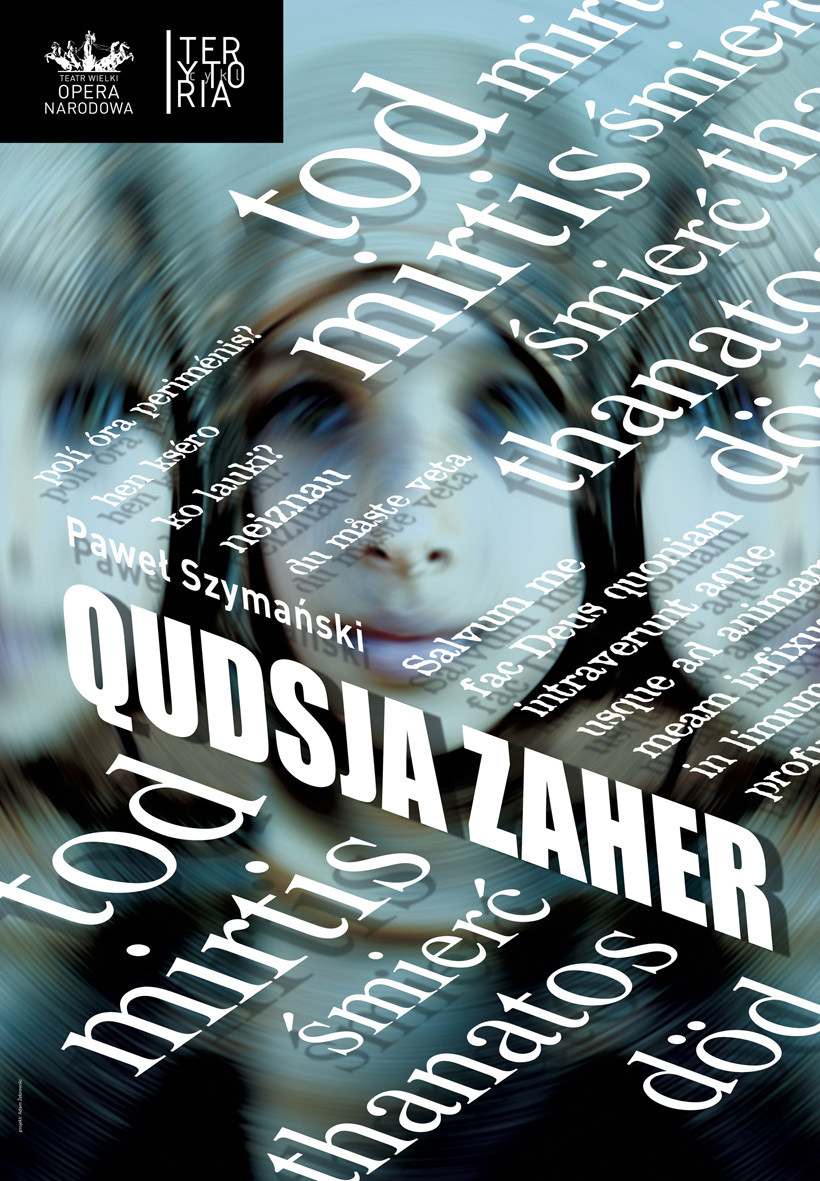 """""""Qudsja Zaher"""", Paweł Szymański, Teatr Wielki Opera Narodowa w Warszawie (źródło: materiały prasowe)"""