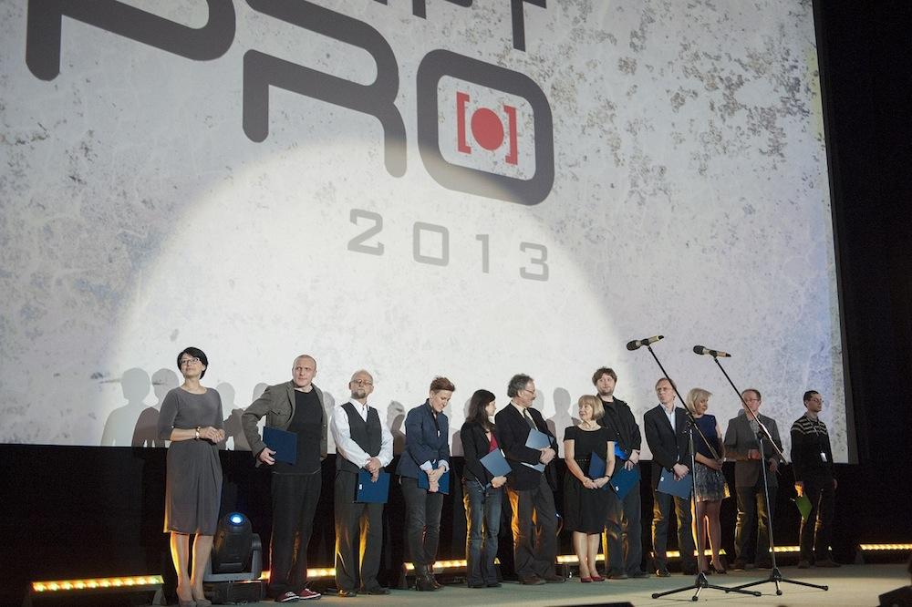 Finaliści konkursu Script Pro (źródło: materiały prasowe Off Plus Camera)