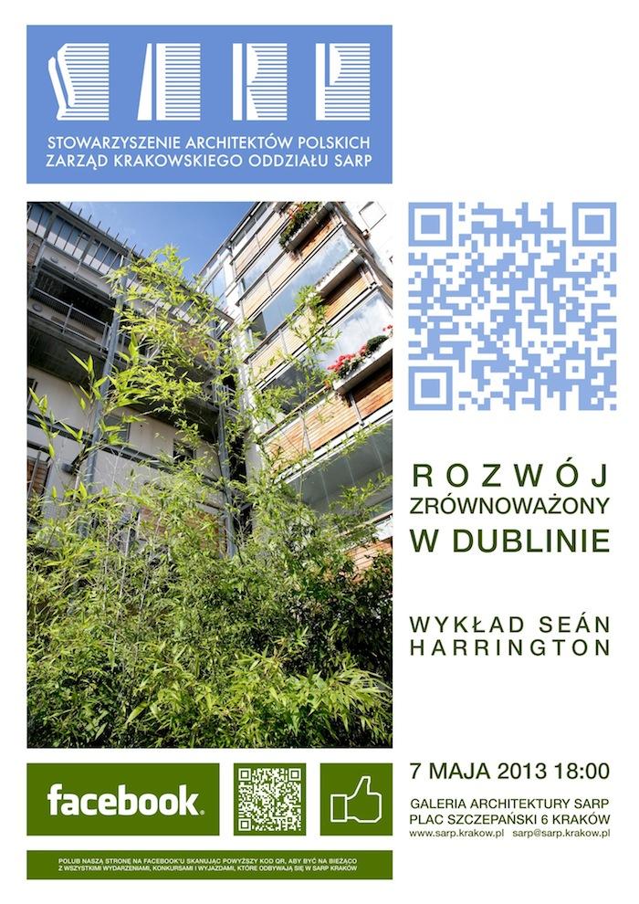 Rozwój zrównoważony w Dublinie (źródło: materiały prasowe organizatora)
