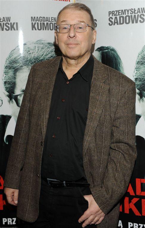 Ryszard Bugajski na premierze filmu (źródło: materiały prasowe dystrybutora)