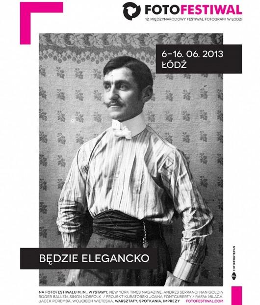 12. Fotofestiwal – Międzynarodowy Festiwal Fotografii w Łodzi (źródło: materiały prasowe organizatora)