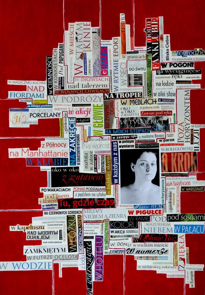 """Anna Chudzik-Pawlik, """"Byłam, jestem, będę"""" (źródło: materiały prasowe organizatora)"""
