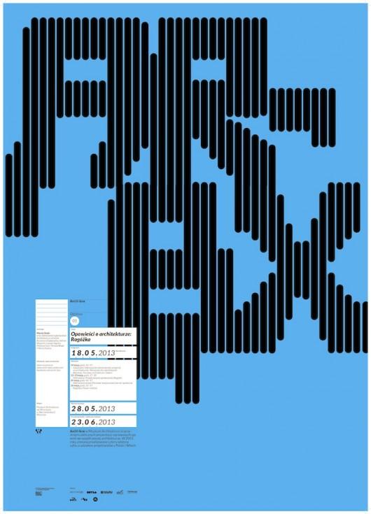 Archi-box – plakat (źródło: materiały prasowe organizatora)