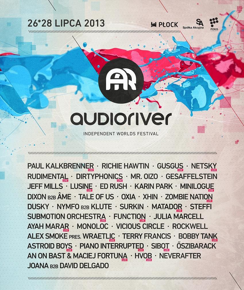 Audioriver 2013 (źródło: mat. prasowe)
