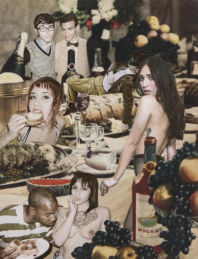 """Daria Malicka, """"Do's and Don'ts czyli współczesny savoir vivre"""", 2013 (źródło: materiały prasowe organizatora)"""