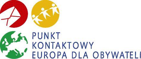 Europa dla Obywateli, logo (źródło: mat. prasowe)