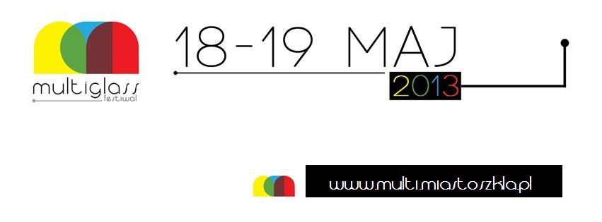 Festiwal MultiGlass w Krośnie (źródło: materiały prasowe organizatora)
