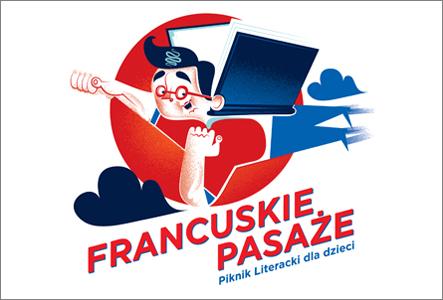 Francuskie Pasaże, plakat (źródło: mat. prasowe)
