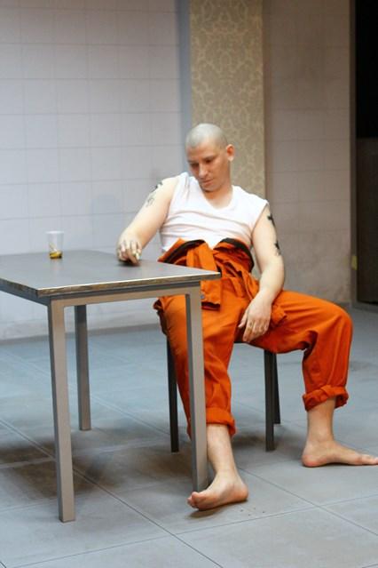 """Spektakl """"Glany na glanc"""", Teatr Dramatyczny w Białymstoku (źródło: materiały prasowe organizatora)"""