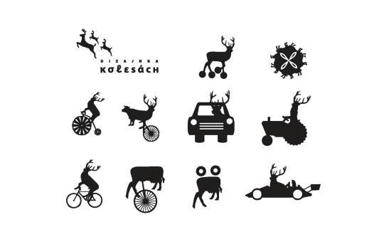 """Warsztaty """"Graficznie zaangażowani"""" z grupą Dizajn na Kolesách (źródło: materiały prasowe organizatora)"""