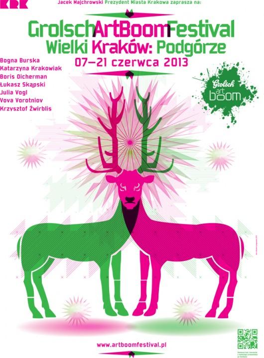Grolsch ArtBoom Festival (źródło: materiały prasowe organizatora)