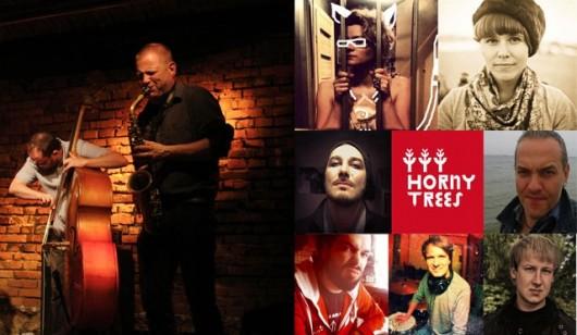 Horny Trees Big Band (źródło: mat. prasowe)