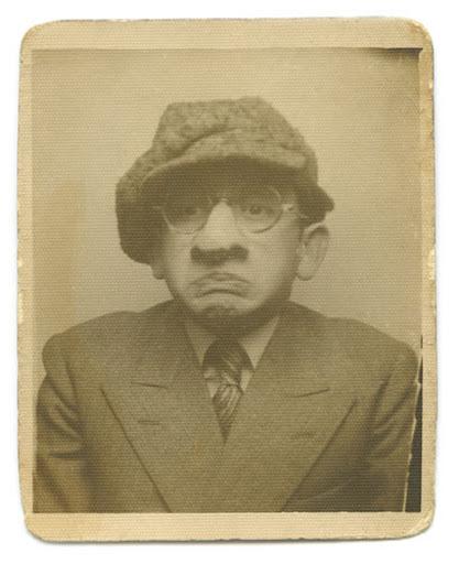 """""""I ARTIST. Archiwa i amatorzy"""" / Fotoautomat 1933 (źródło: materiały prasowe organizatora)"""