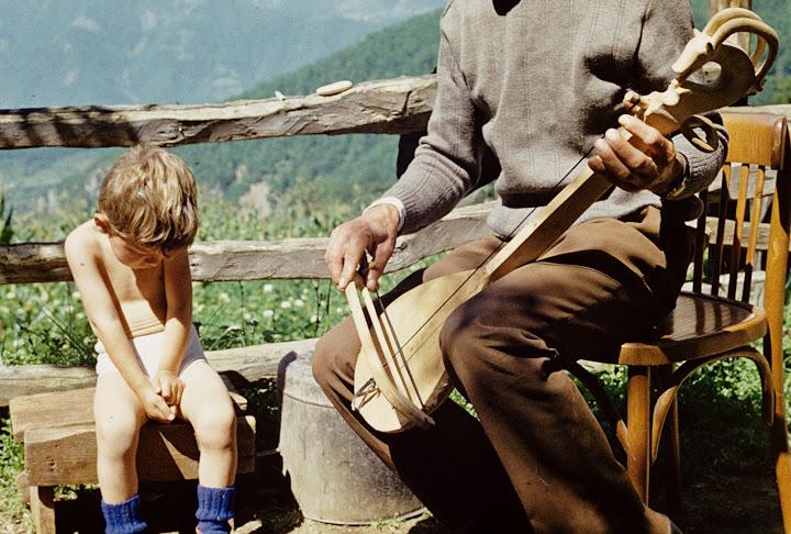 """""""I ARTIST. Archiwa i amatorzy"""" / Jan Ebert, FotoRejestr, """"Rodzinne wakacje"""", 1960-1970 (źródło: materiały prasowe organizatora)"""