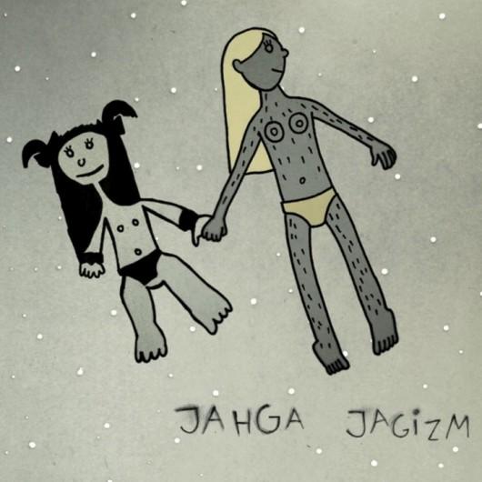 """""""Jagizm"""", okładka (źródło: mat. prasowe)"""