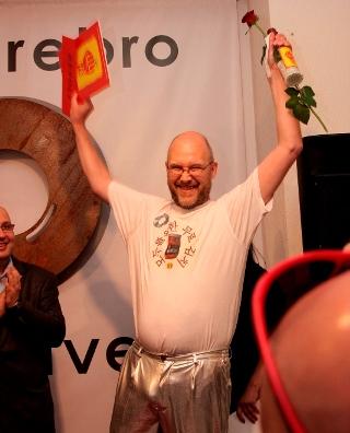Janjaap Luijt – Holandia – Grand Prix Ministra Kultury i Dziedzictwa Narodowego (źródło: materiały prasowe organizatora)