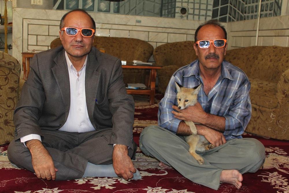 """""""Kierowca i jego lis"""", Arash Lahouti, Iran, 78' (źródło: materiały prasowe organizatora)"""