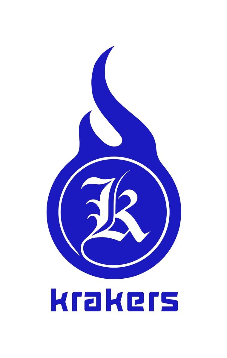 Krakers. 2. Gallery weekend w Krakowie, logo (źródło: materiały prasowe organizatora)