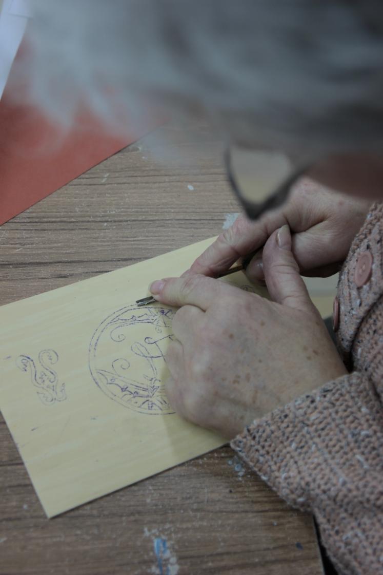 """Działania kreatywne pt. """"Kultura dojrzałości"""", Galeria Sztuki w Legnicy (źródło: materiały prasowe organizatora)"""