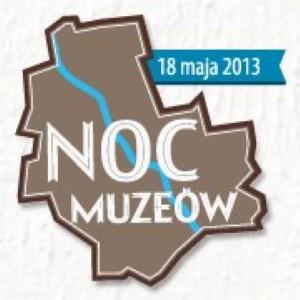 Noc Muzeów, logo (źródło: mat. prasowe)