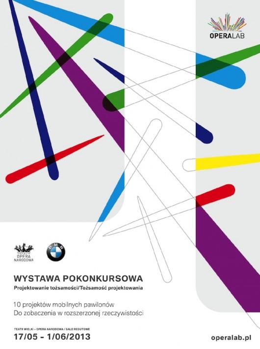 Projektowanie tożsamości / Tożsamość projektowania, wystawa pokonkursowa (źródło: materiały prasowe organizatora)