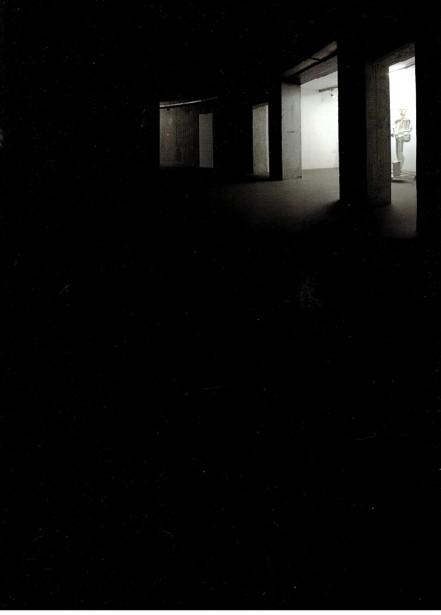 """Publikacja """"Paweł Althamer. Polietylen. W ciemności"""", wyd. Muzeum Współczesne Wrocław (źródło: materiały prasowe organizatora)"""