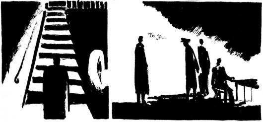 """Kadr z filmu """"Zbrodnia i kara"""" (źródło: materiały prasowe organizatora)"""