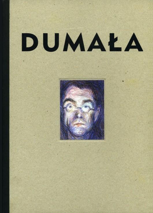 """Okładka książki """"Dumała"""" (źródło: materiały prasowe organizatora)"""