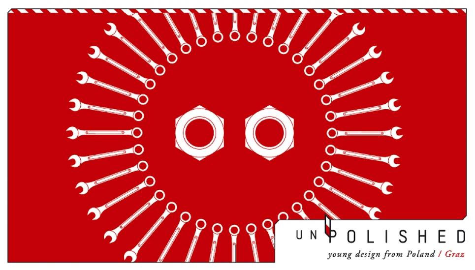 UNPOLISHED – Young Design From Poland / Graz (źródło: materiały prasowe)