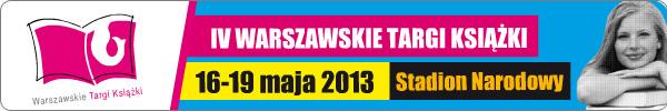 Warszawskie Targi Książki (źródło: mat. prasowe)