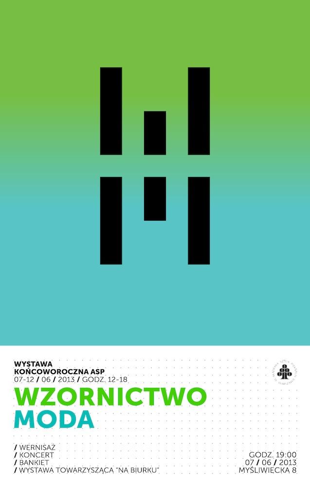 Wystawa studentów Wydziału Wzornictwa ASP Warszawa 2013 (źródło: materiały prasowe)