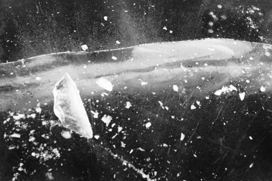 """Fot. Alina Ścibor, """"Granice przestrzeni – Inny horyzont III"""" (źródło: materiały prasowe organizatora)"""