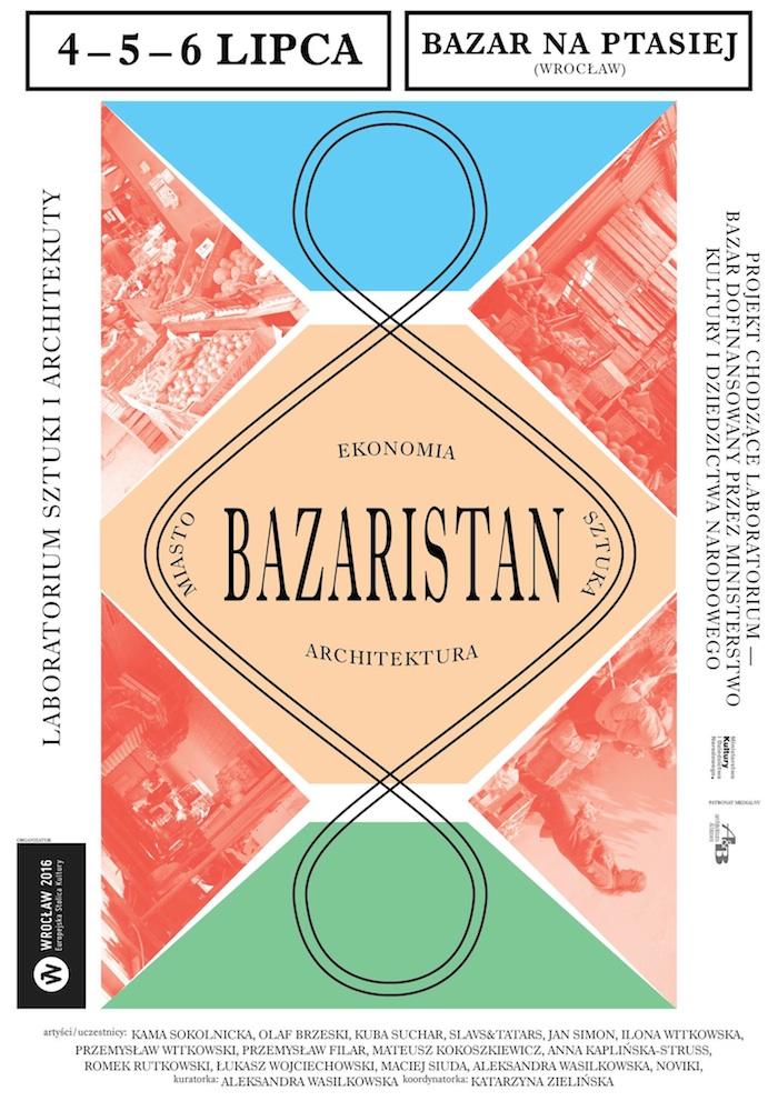 Bazaristan (źródło: materiały prasowe organizatora)
